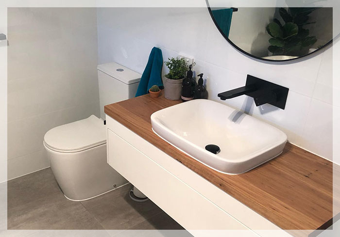 plumbing services for bathrooms in Adelaide