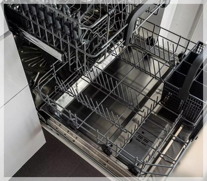 fixed dishwasher