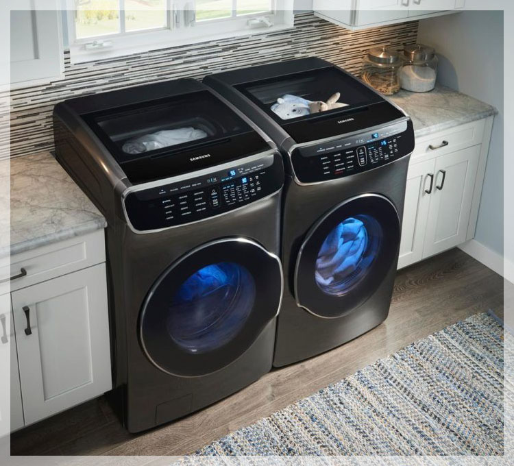 washing machine not working properly in a house at Adelaide