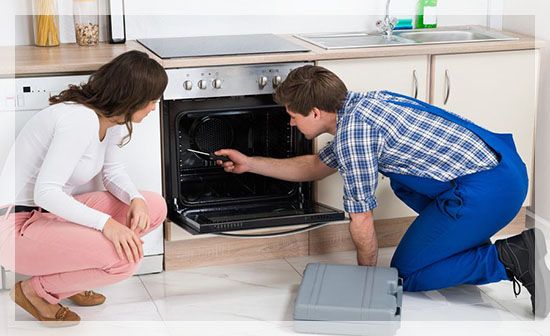 professional oven repairs in Adelaide